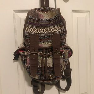 Stone Mountain backpack